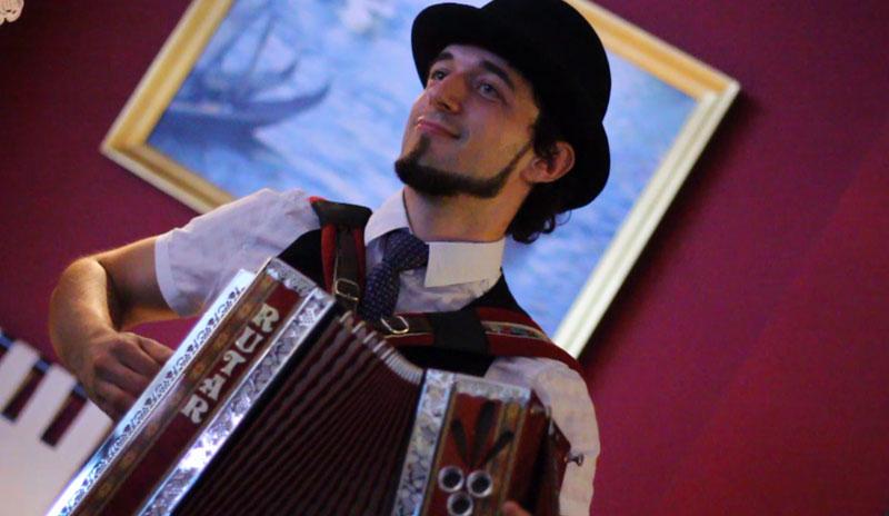 Slovenian musician