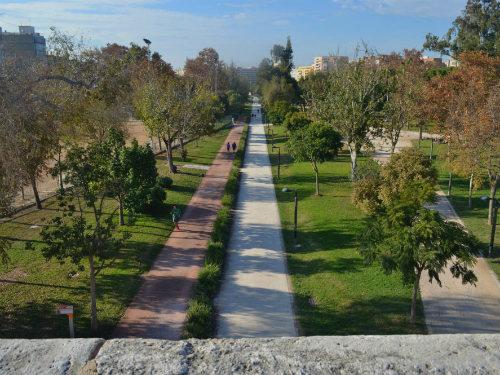 Turia park