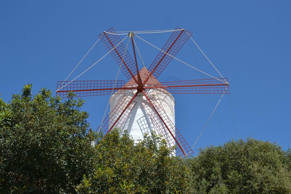 Menorcan Windmill