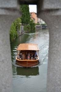 Ljubljana-boat